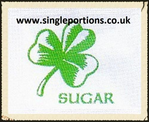 White Sugar - Eire - Ireland - single portion sachets